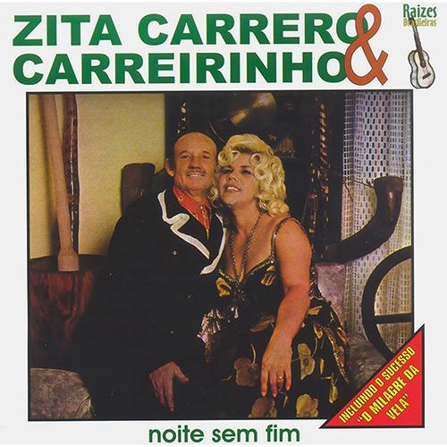 Zita Carrero & Carreirinho - O melhor De - CD