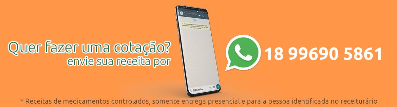 faça cotação da sua receita rapidinho. envie por whatsapp!
