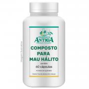 COMPOSTO PARA MAU HÁLITO 60 cps