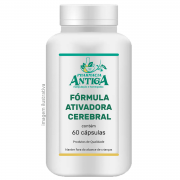 FÓRMULA ATIVADORA CEREBRAL 60 cps