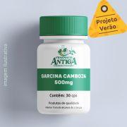 GARCÍNIA CAMBOJA 500MG 30CPS