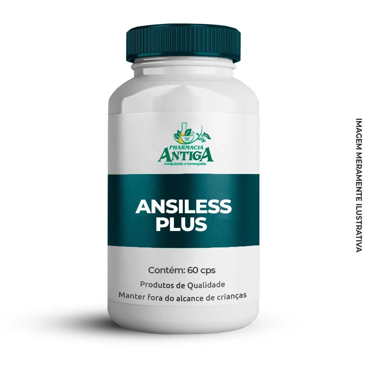 Ansiless Plus 60 cps