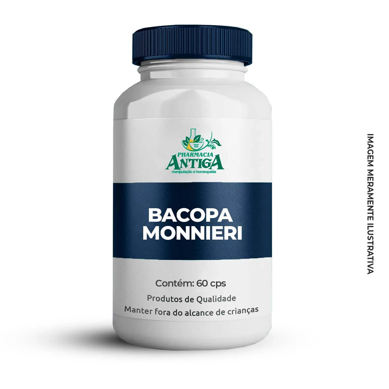 BACOPA MONNIERI 60 cps