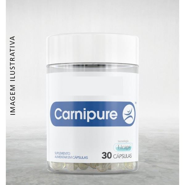 Carnipure® Licaps 30 cps