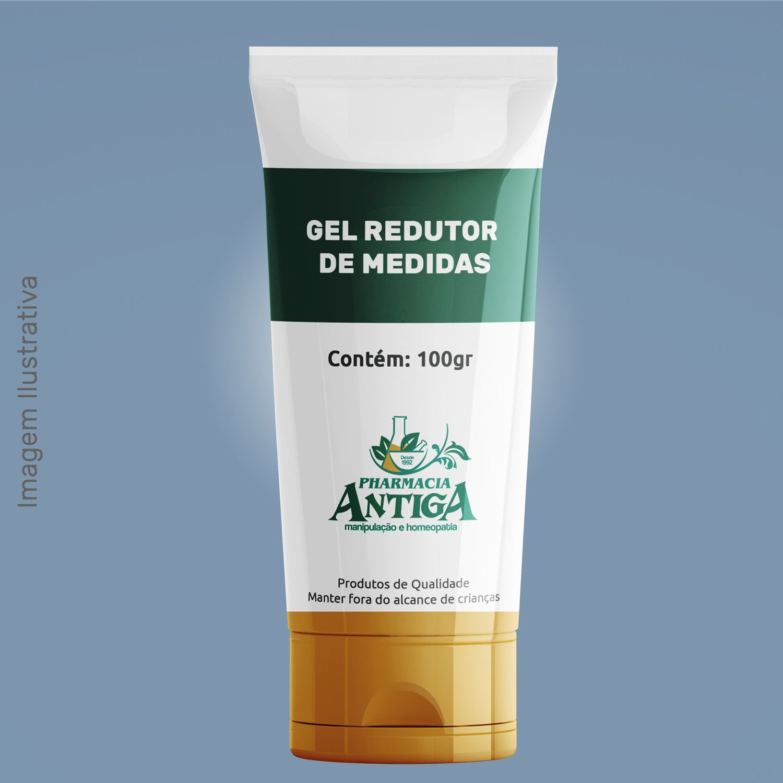 GEL REDUTOR DE MEDIDAS 100gr