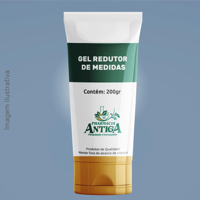 GEL REDUTOR DE MEDIDAS 200gr