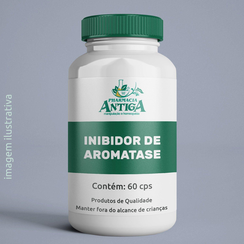INIBIDOR DE AROMATASE COMPOSTO SAÚDE DO HOMEM - 60cps