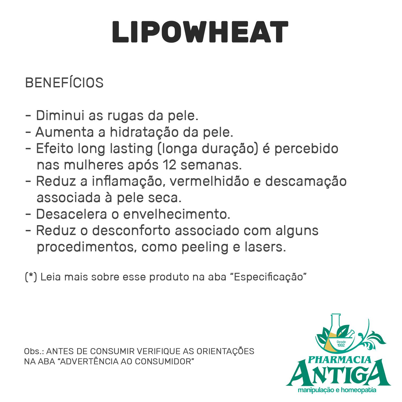 LIPOWHEAT GOTAS 18ml