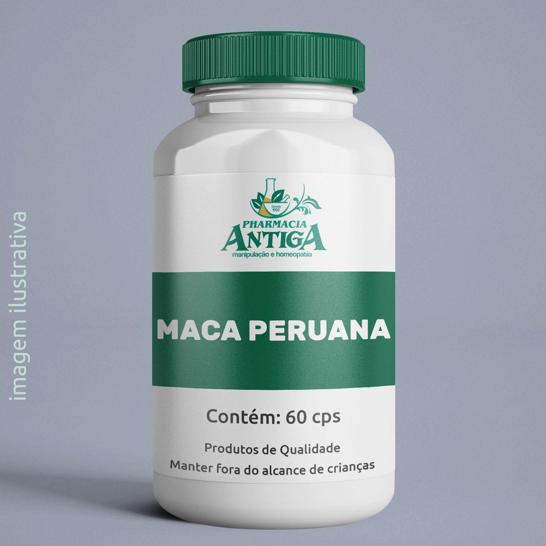 MACA PERUANA 60 cps