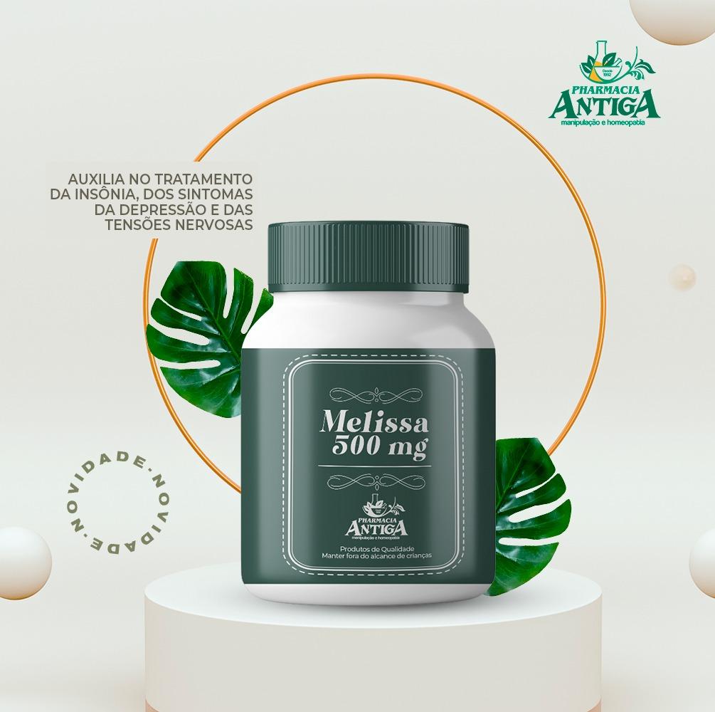 Melissa 500 mg cps