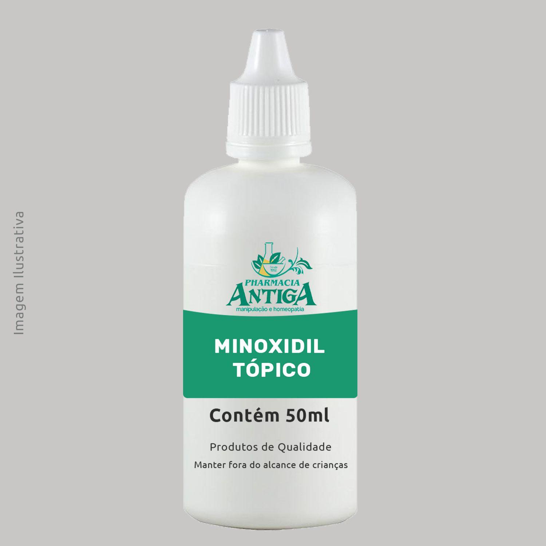 MINOXIDIL TÓPICO 50ml