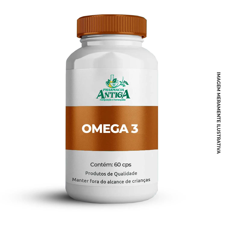 OMEGA3  1 g  60cps EPA+DHA