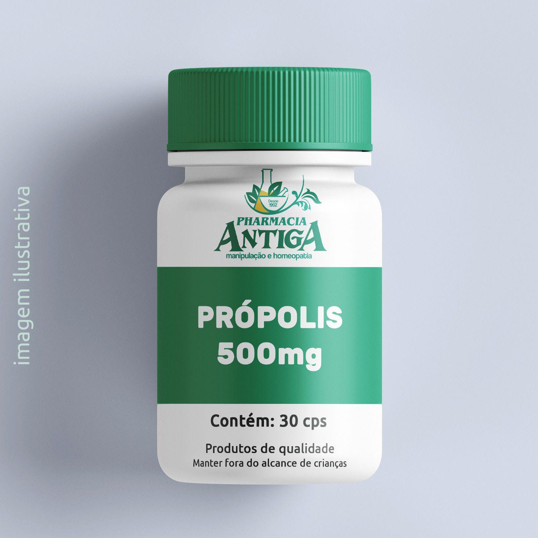 PRÓPOLIS-500mg 30cps