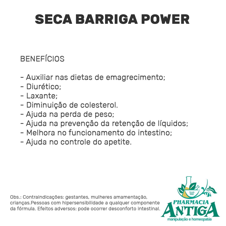 SECA BARRIGA POWER 60cps