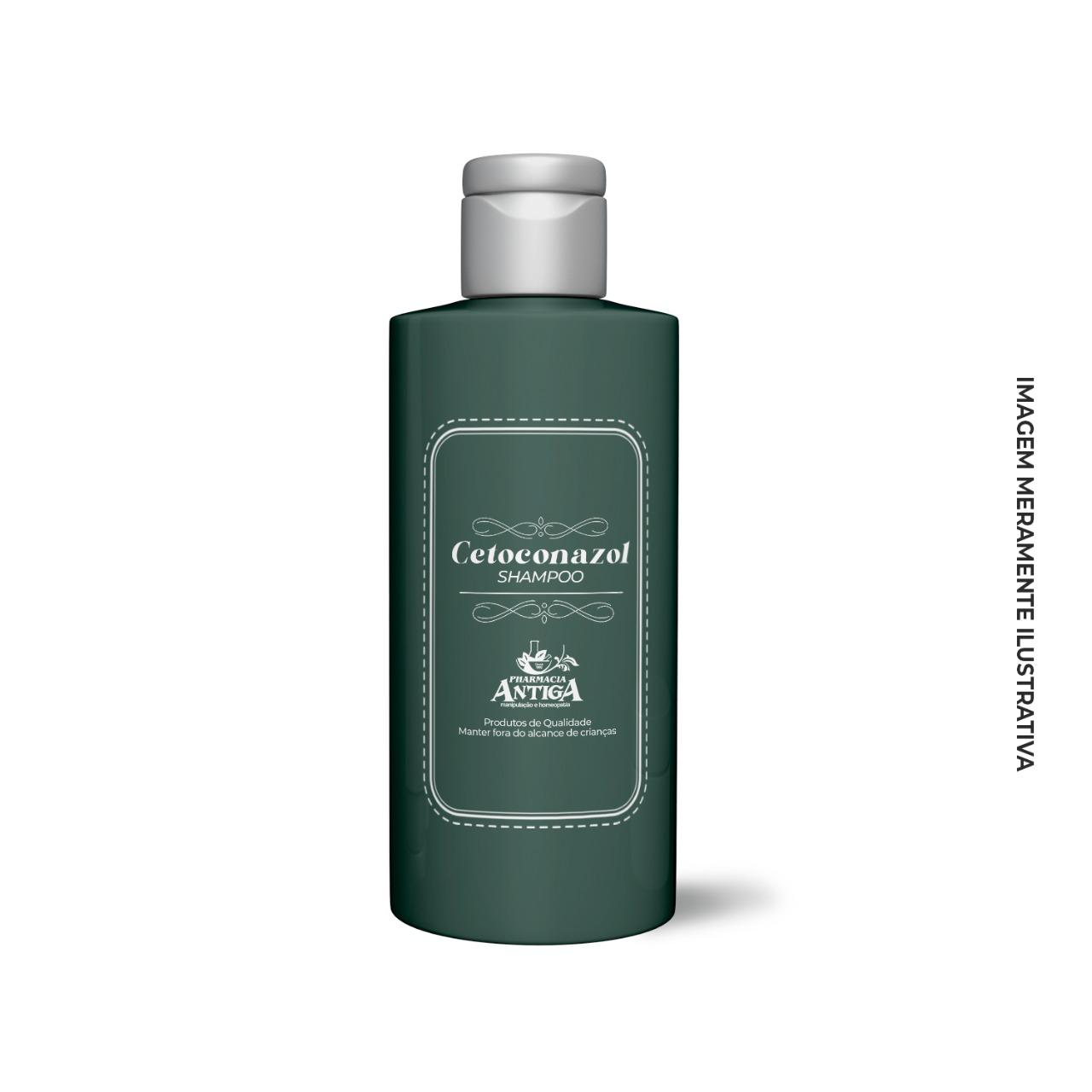Shampoo Cetoconazol 2% 120 ml