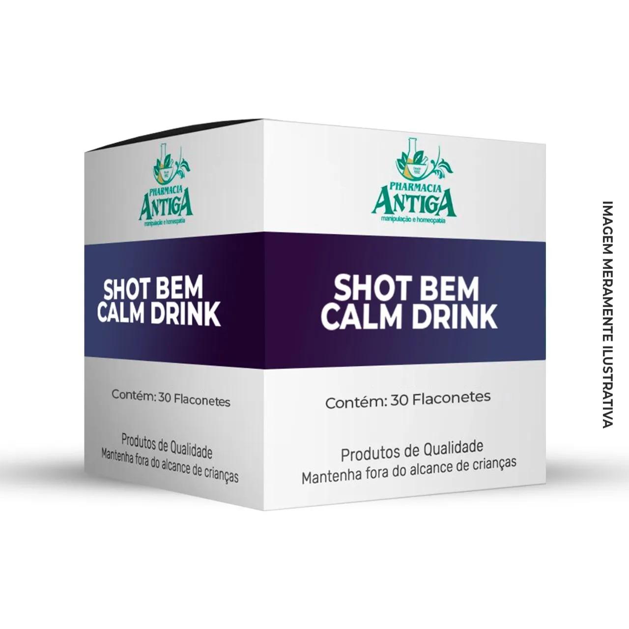 Shot Bem Calm Drink
