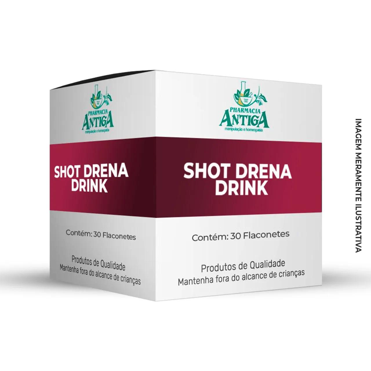 Shot Drena Drink