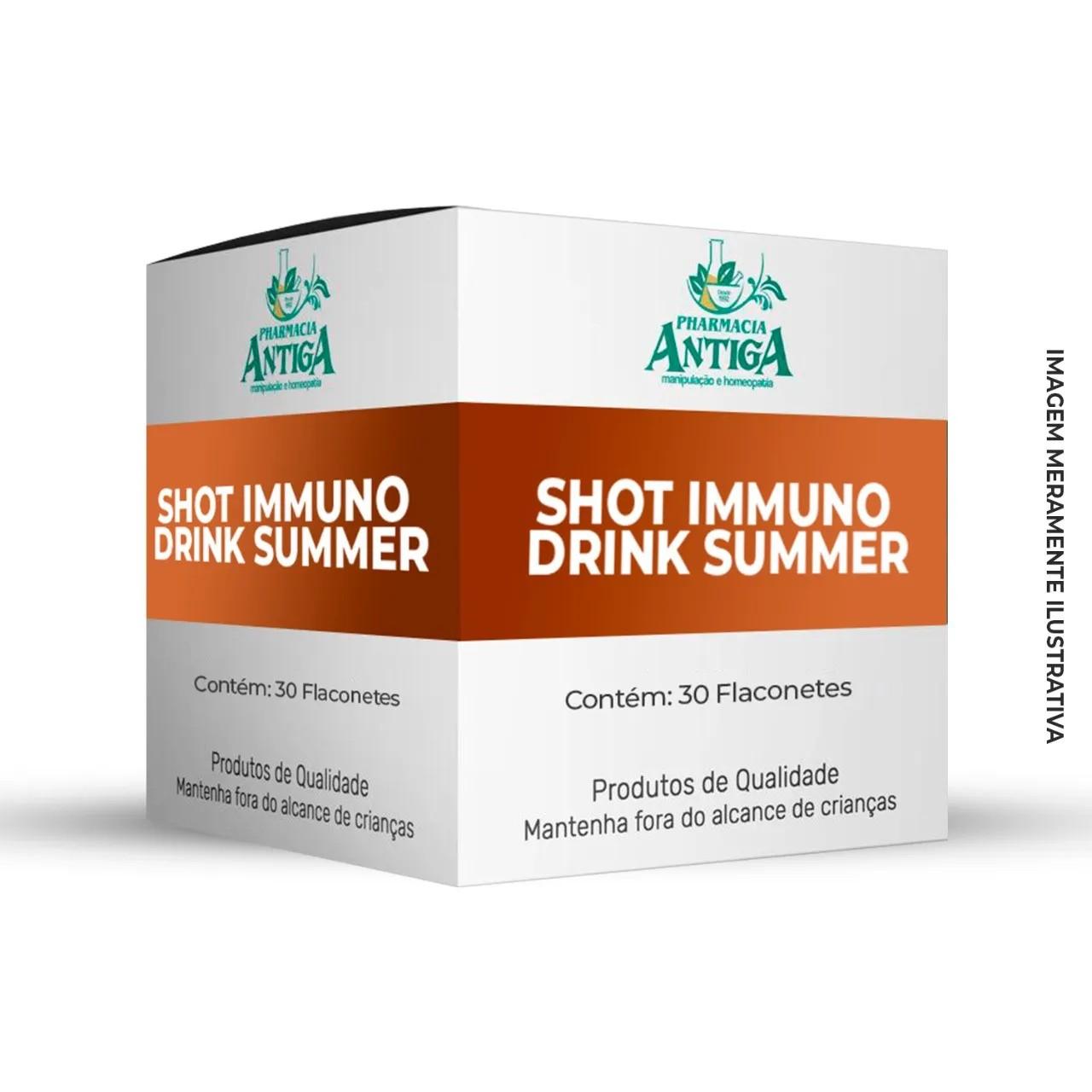 Shot Immuno Drink Summer