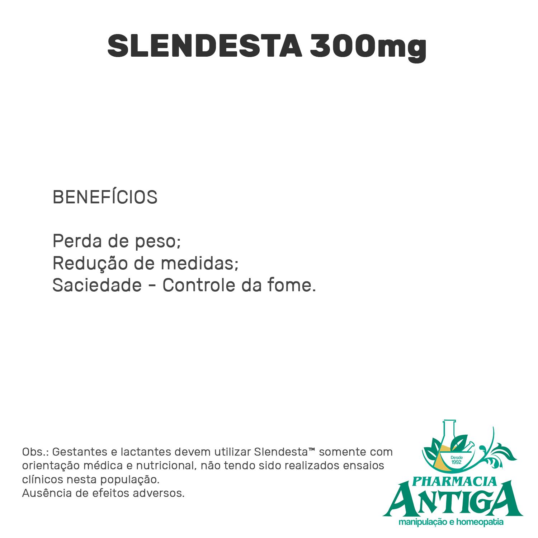 SLENDESTA 300mg 60cps