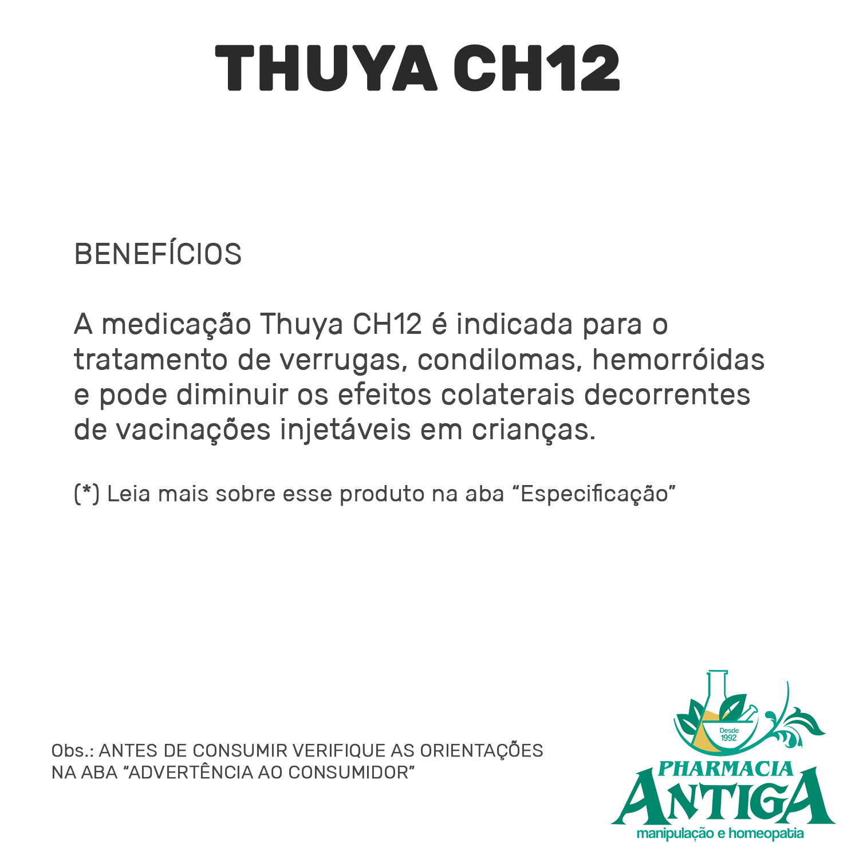 THUYA CH12