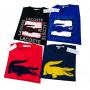 Camiseta Lac0ste Estampada (cada)