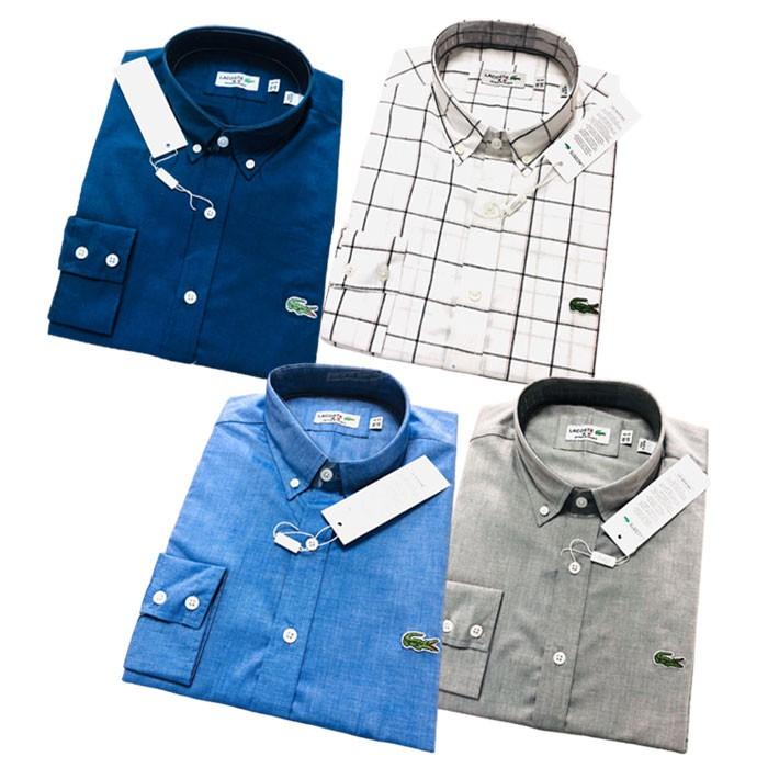 Camisa Lct Manga Longa (cada)