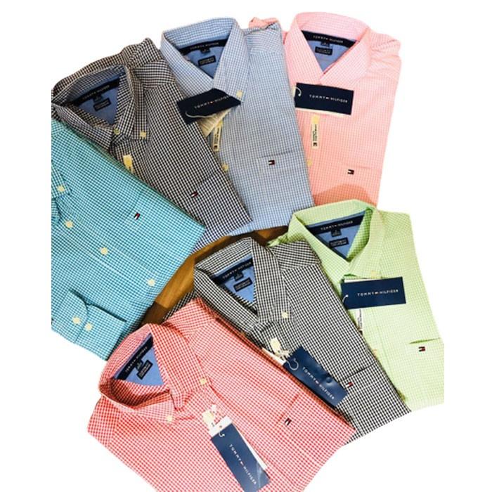 Camisa Tommy Hilfiger (cada)