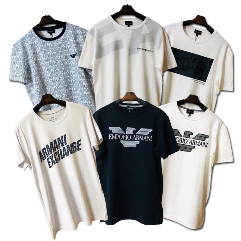 Camiseta Armani (cada)