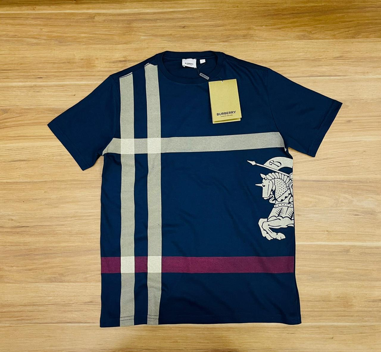 Camiseta Burberry (cada)