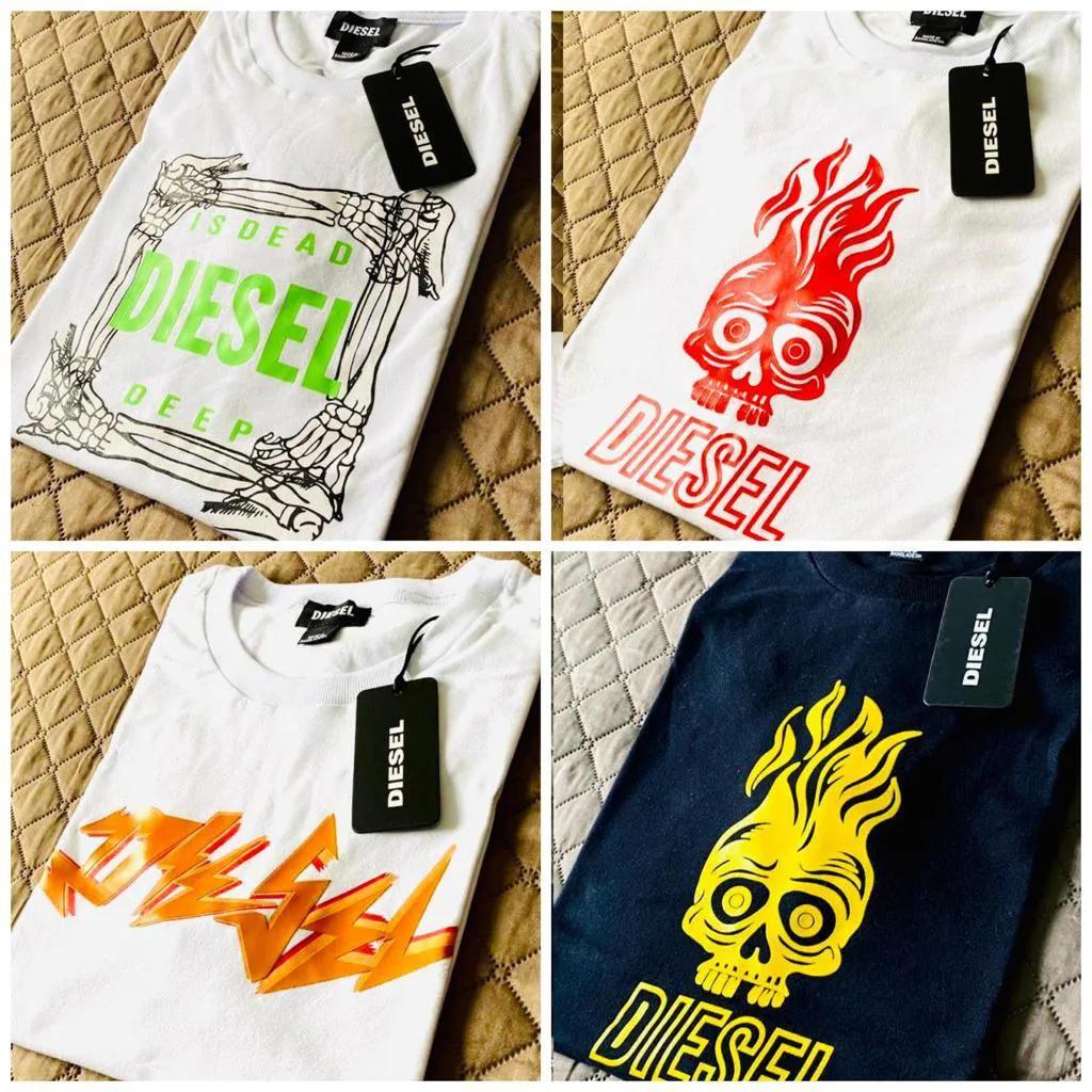 Camiseta Diesel (cada)