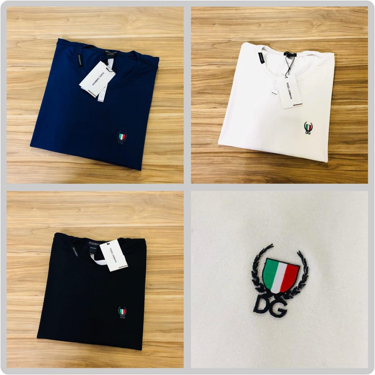 Camiseta Dolce & Gabbana Clássica