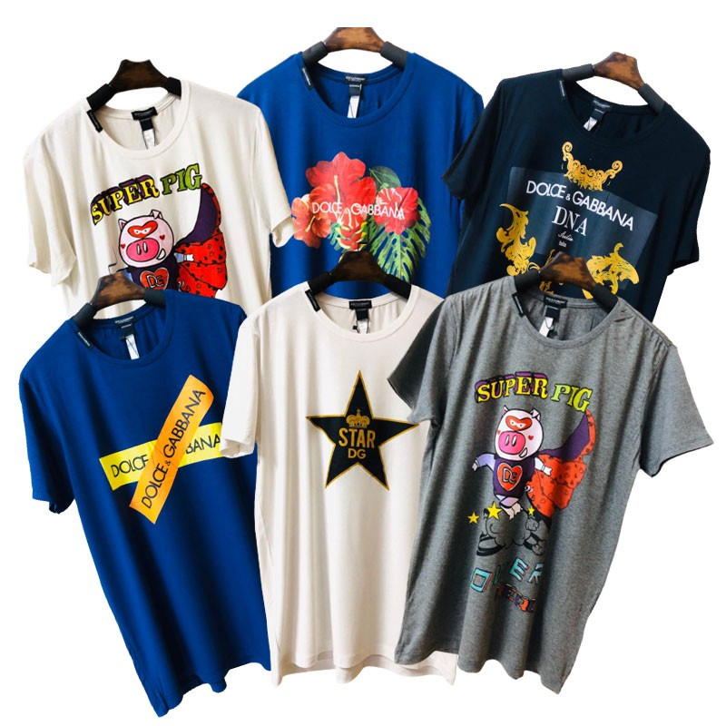 Camiseta Dolce & Gabbana (cada)
