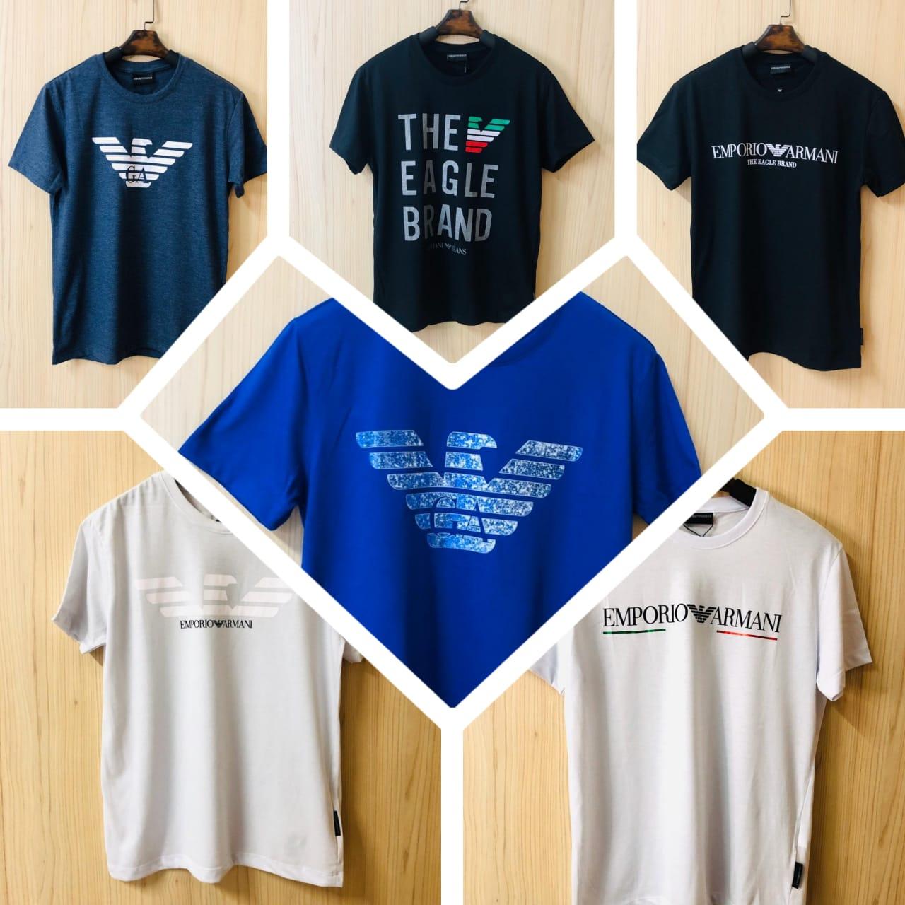 Camiseta Empório Armani (cada)