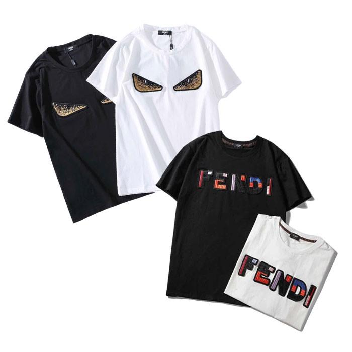 Camiseta Fendi Chinesa (cada)