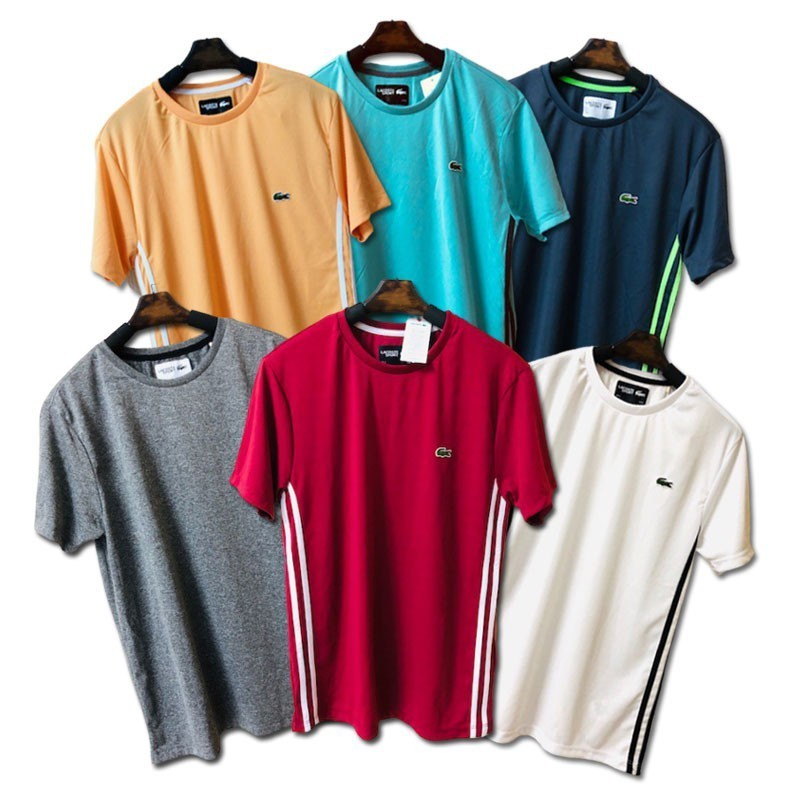 Camiseta Lac0st3 DryFit (cada)