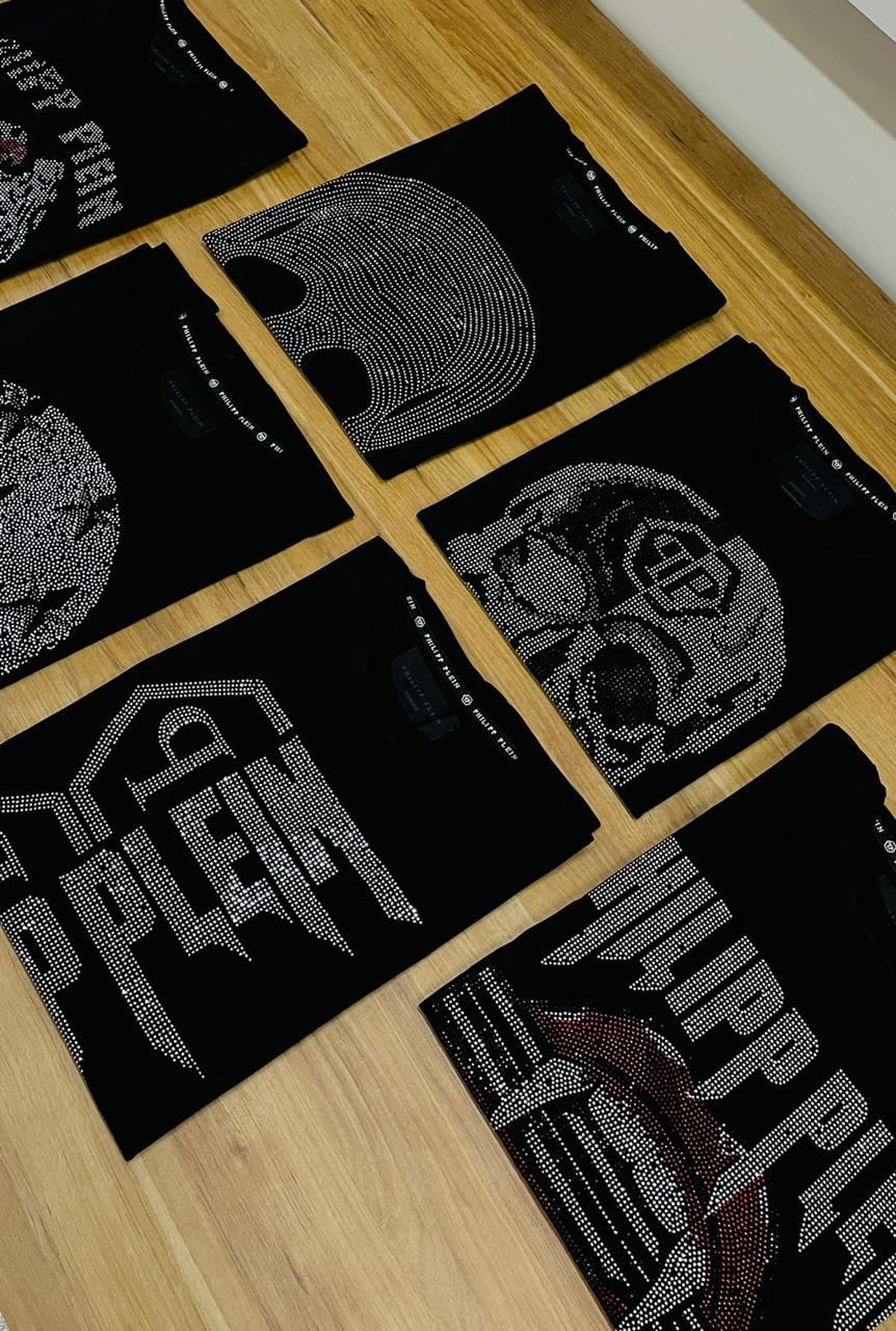 Camiseta Philipp Plein (cada)