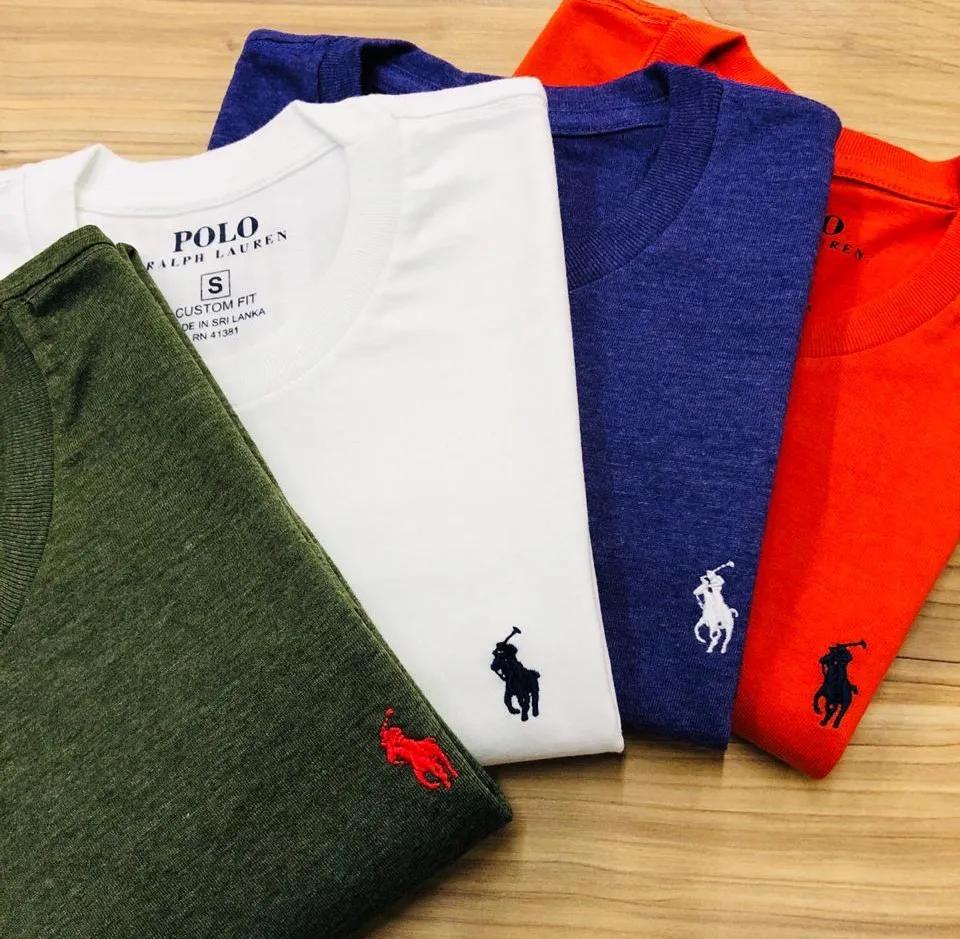 Camiseta Ralph Lauren (cada)