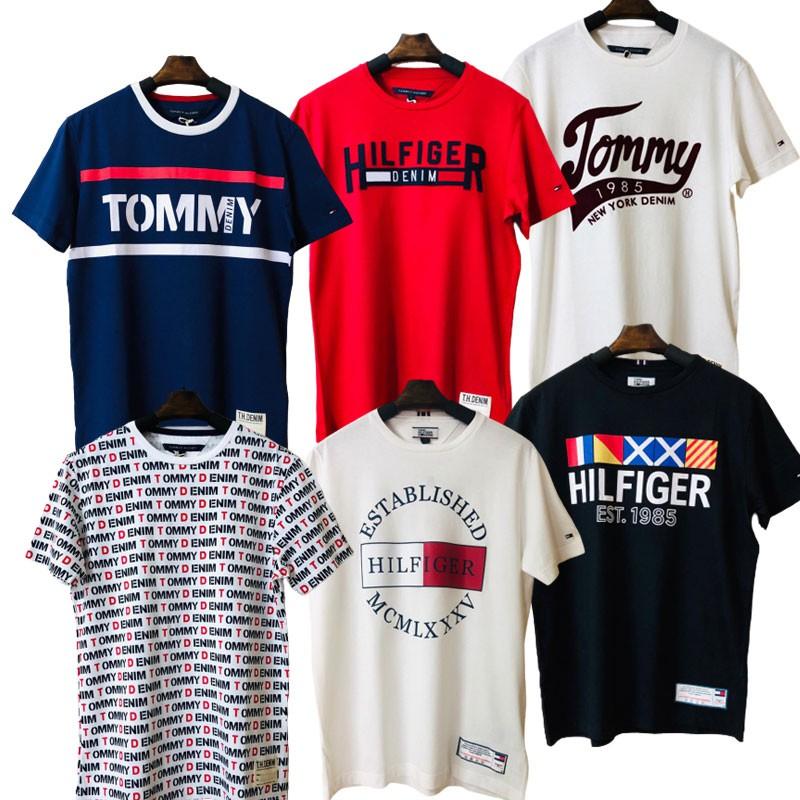 Camiseta Tommy Hilfiger (cada)