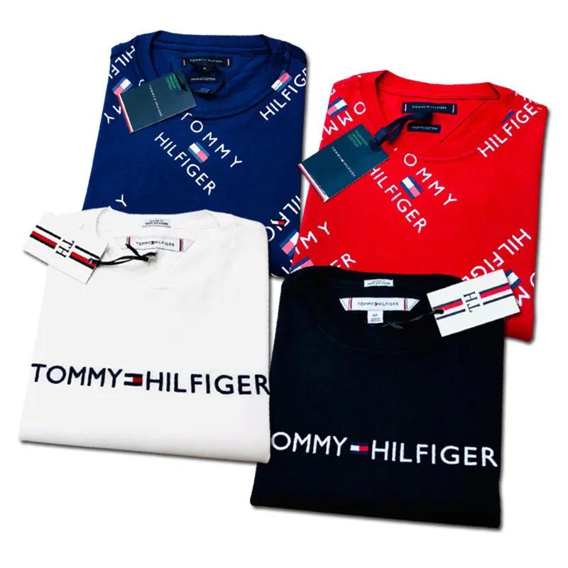 Camiseta Tommy Hilfiger Diferenciada (cada)