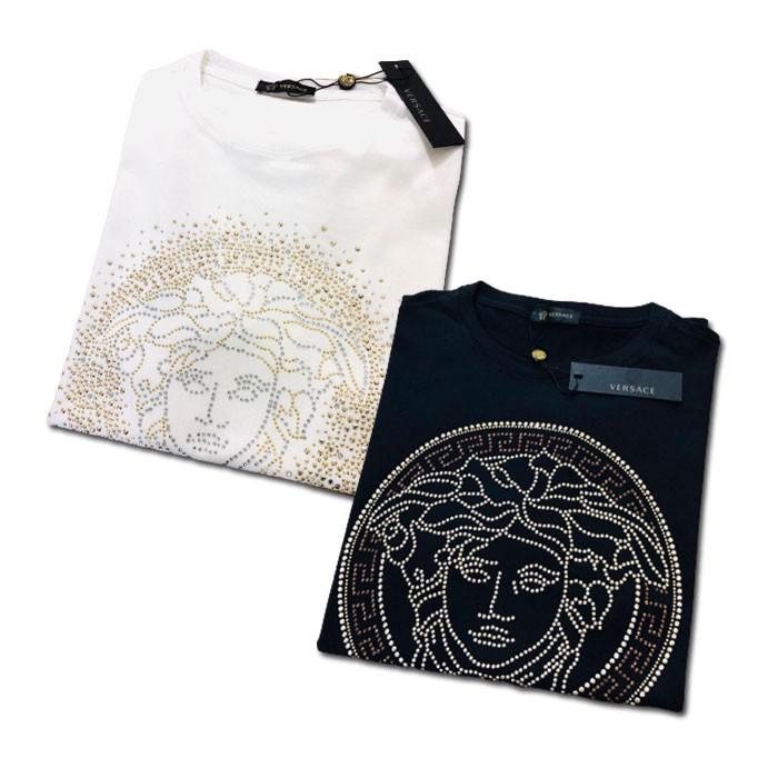 Camiseta Versace c/ Pedraria (cada)