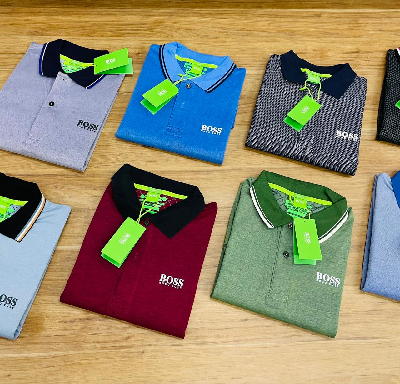 Gola Polo Hugo Boss (cada)