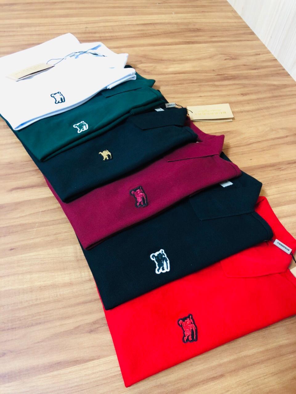 Kit Especial 4 Camisetas Diferenciadas