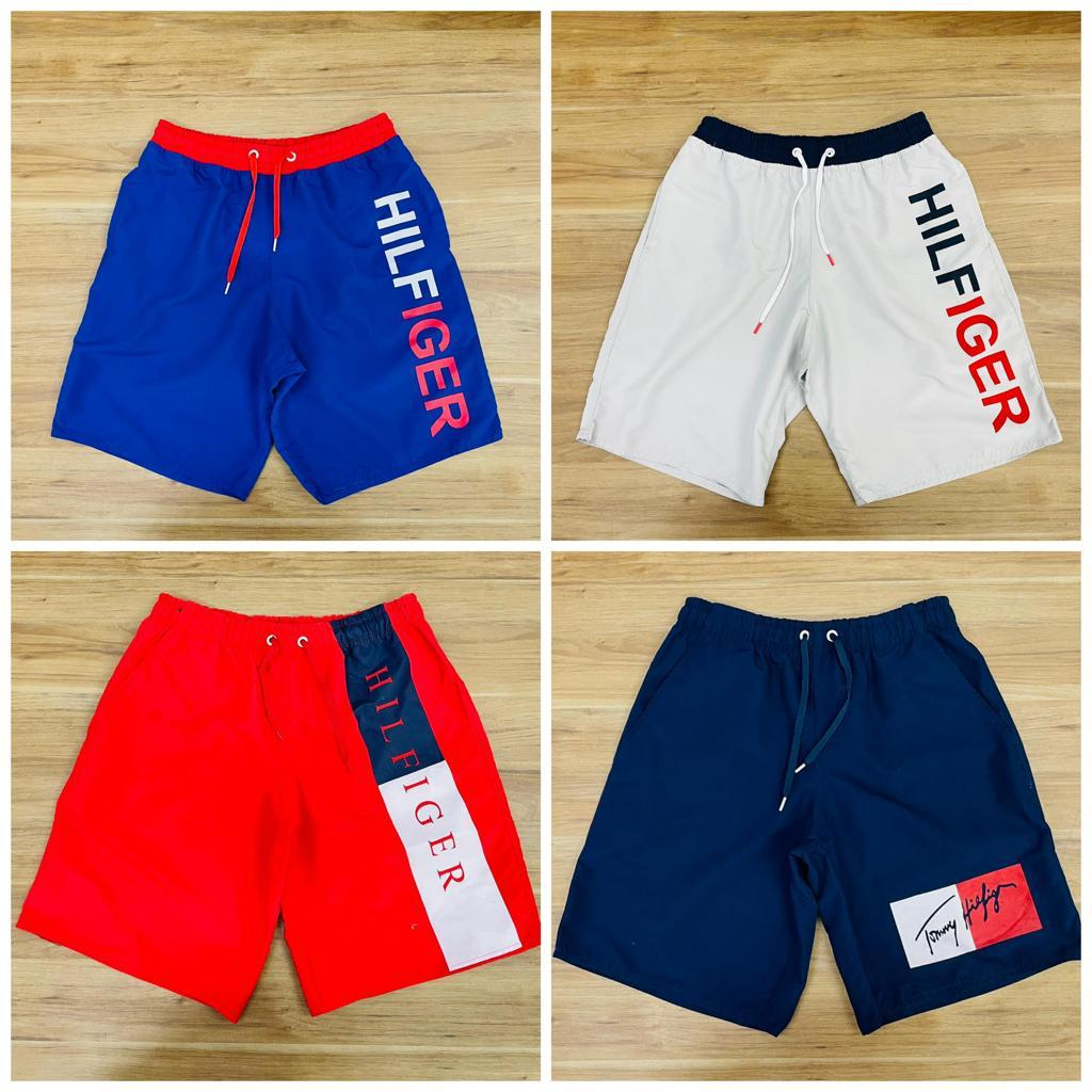 Short de Tactel Tommy Hilfiger