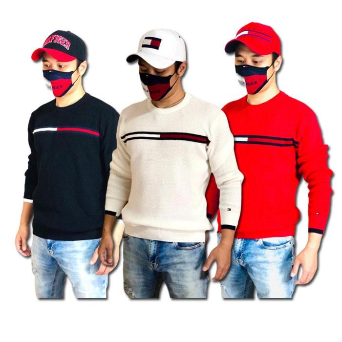 Suéter Tommy Luxo (cada)