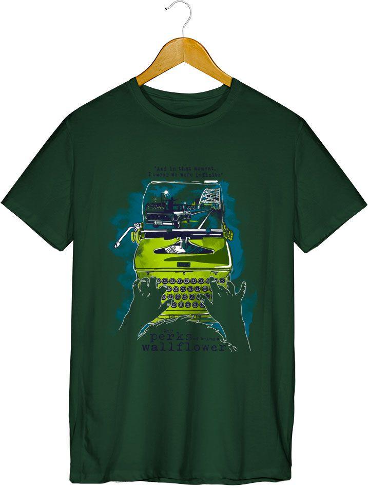 Camiseta - As Vantagens de Ser Invisível - Masculino