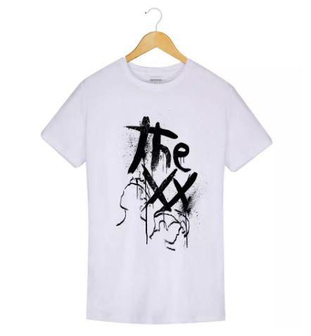 Camiseta - 2 - The XX - Masculino