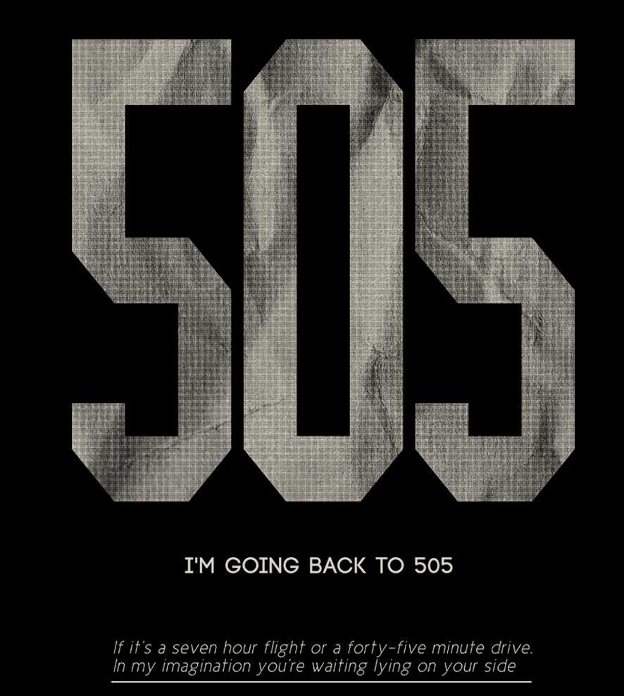 Camiseta - Arctic Monkeys - 505 - Feminino