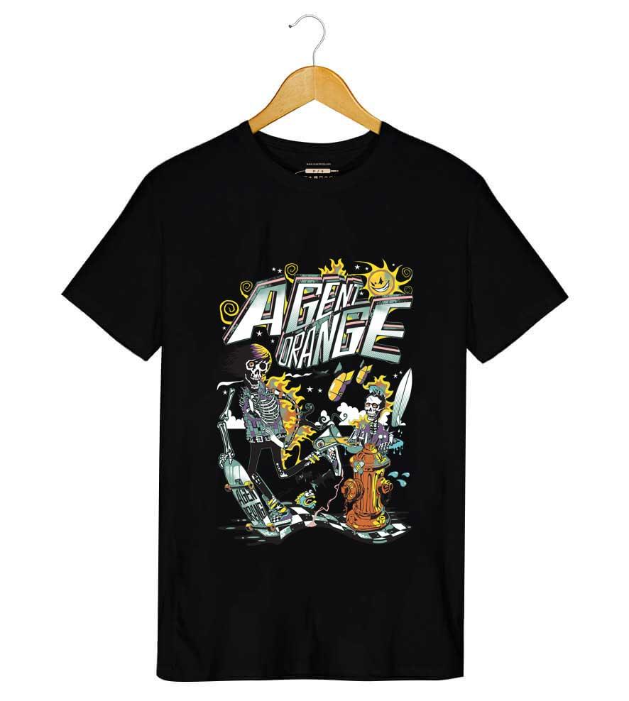 Camiseta Agent Orange - Masculino