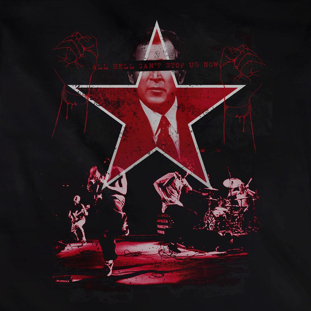 Camiseta All Hell Cant Stop Us Now - Feminino