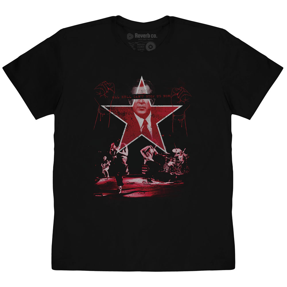 Camiseta All Hell Cant Stop Us Now - Masculino